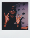 Portroids: Portroid of Usher Raymond by Polaroid Jay