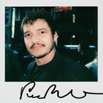 Portroids: Portroid of Pedro Pascal