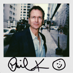 Portroids: Portroid of Phil Keoghan