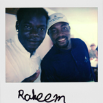 Portroids: Portroid of Raheem and Junior