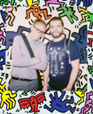 Portroids: Portroid of Rick DeMint and Blake Garris