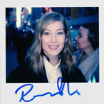 Portroids: Portroid of Rosamund Pike