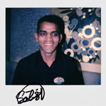 Portroids: Portroid of Satish Pisale