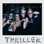 Portroids: Portroid of Thriller zombies