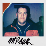 Portroids: Portroid of Mike P Smith