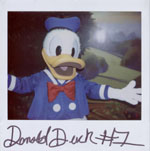 Portroids: Portroid of Donald Duck