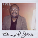 Portroids: Portroid of Edward P Jones
