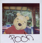 Portroids: Portroid of Winnie The Pooh