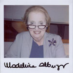 Portroids: Portroid of Madeleine Albright