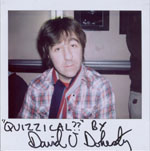 Portroids: Portroid of David O'Doherty