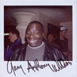 Portroids: Portroid of Gary Anthony Williams
