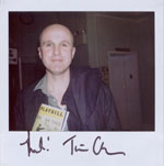 Portroids: Portroid of Tim Crouch