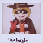 Portroids: Portroid of The Hamburglar