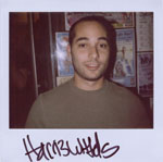 Portroids: Portroid of Harris Wittels