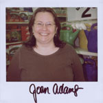 Portroids: Portroid of Joan Adams