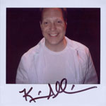 Portroids: Portroid of Kevin Allison
