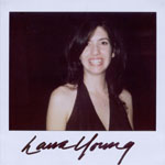 Portroids: Portroid of Laura Young
