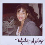 Portroids: Portroid of Milly Malloy