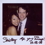 Portroids: Portroid of Shirley and Rifkin Young