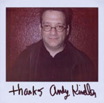 Portroids: Portroid of Andy Kindler