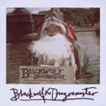 Portroids: Portroid of Blackwolf the Dragonmaster