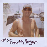 Portroids: Portroid of Captain Timothy Bryan