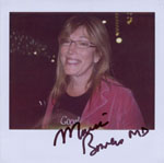 Portroids: Portroid of Dr Marci Bowers