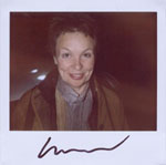 Portroids: Portroid of Laurie Anderson