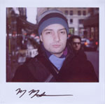 Portroids: Portroid of Marc Mosteirin
