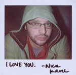 Portroids: Portroid of Nick Kroll