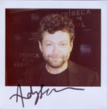 Portroids: Portroid of Andy Serkis