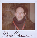 Portroids: Portroid of Chris Conner