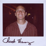 Portroids: Portroid of Chuck Harvey