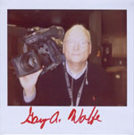 Portroids: Portroid of Gary A Wolfe