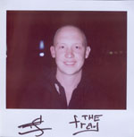 Portroids: Portroid of Isaac Slade