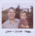 Portroids: Portroid of Jason Taylor (and Olivia)