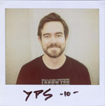Portroids: Portroid of Jay P Spaulding