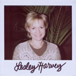 Portroids: Portroid of Lesley Harvey