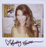 Portroids: Portroid of Lyndsy Fonseca