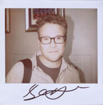 Portroids: Portroid of Seth Rogen