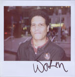 Portroids: Portroid of James 'The Worm' Wormworth