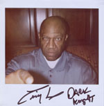 Portroids: Portroid of Tommy 'Tiny' Lister