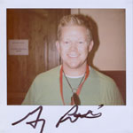 Portroids: Portroid of Greg Pitts