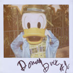 Portroids: Portroid of Hollywood Donald Duck