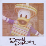 Portroids: Portroid of Mexico Donald Duck