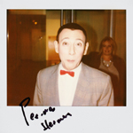 Portroids: Portroid of Pee-wee Herman
