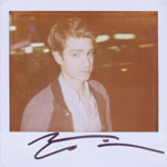 Portroids: Portroid of Andrew Garfield