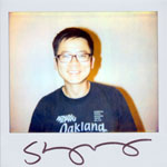 Portroids: Portroid of Sheng Wang